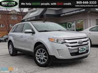 Used 2014 Ford Edge Limited for sale in Mississauga, ON