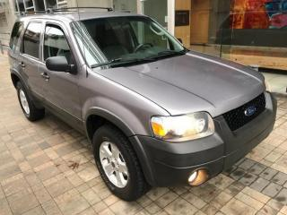 Used 2007 Ford Escape XLT for sale in North York, ON