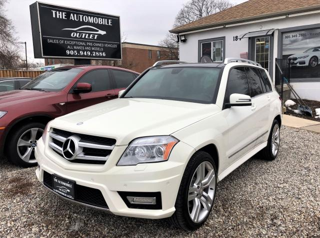 2012 Mercedes-Benz GLK350 350 4MATIC AWD PANO ROOF LEATHER