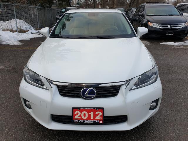 2012 Lexus CT 200h Premium FWD Photo2