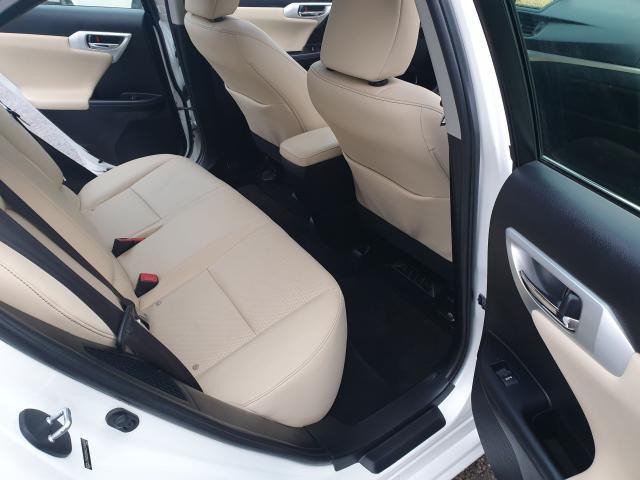 2012 Lexus CT 200h Premium FWD Photo21