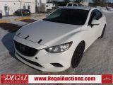 Photo of White 2015 Mazda MAZDA6