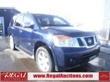 Photo of Blue 2008 Nissan Armada
