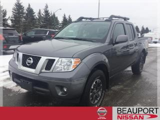 Used 2019 Nissan Frontier PRO-4X CREW CAB ***17 000 KM*** for sale in Beauport, QC