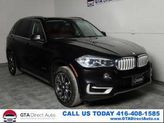 Used 2015 BMW X5 xDrive35i X-Line HUD Nav Pano HK P2 Cam Certified for sale in Toronto, ON