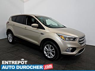 Used 2017 Ford Escape SE Automatique - AIR CLIMATISÉ - Sièges Chauffants for sale in Laval, QC