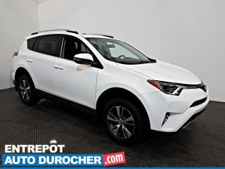 Used 2016 Toyota RAV4 XLE AWD Toit Ouvrant - A/C - Sièges Chauffants for sale in Laval, QC