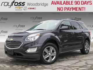 Used 2016 Chevrolet Equinox AWD LT, SUNROOF, NAV, HEATED SEATS for sale in Woodbridge, ON