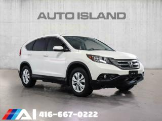 Used 2013 Honda CR-V EX AWD SUNROOF BACK UP CAMERA HEATED SEAT for sale in North York, ON