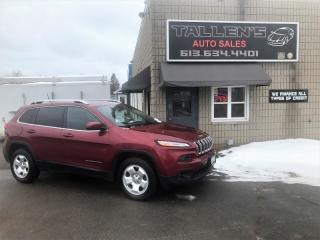 Used 2014 Jeep Cherokee North Edition for sale in Kingston, ON