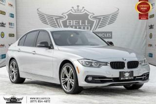 Used 2017 BMW 3 Series 330i xDrive, AWD, NO ACCIDENT, NAVI, REAR CAM, SENSORS for sale in Toronto, ON
