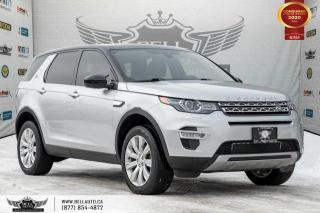 Used 2016 Land Rover Discovery Sport HSE LUXURY, AWD, NO ACCIDENT, NAVI, REAR CAM, B.SPOT for sale in Toronto, ON