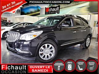 Used 2015 Buick Enclave AWD CUIR  *** ROUE D HIVER INCLUS*** for sale in Châteauguay, QC
