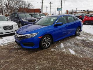 Used 2016 Honda Civic EX 4 portes CVT for sale in Terrebonne, QC