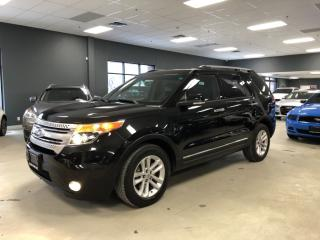 Used 2014 Ford Explorer XLT*7-PASS*NAVIGATION*REAR VIEW CAMERA*FORD WARRAN for sale in North York, ON