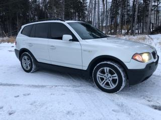 Used 2005 BMW X3 3,0i for sale in Mirabel, QC