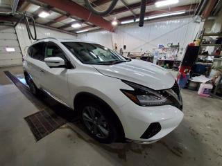 New 2020 Nissan Murano Platinum | Leather | Heated & Cooled Seats | Navigation | Remote Start | Bose System | for sale in Swift Current, SK