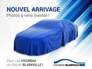 Used 2017 Hyundai Elantra GL APLLE CARPLAY, VOLANT CHAUFFANT, BLUE for sale in Blainville, QC