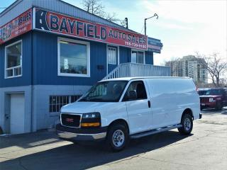 Used 2018 GMC Savana 2500 Cargo **Power Group/Reverse Camera/Cruise** for sale in Barrie, ON
