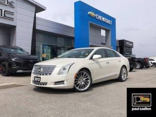 Used 2013 Cadillac XTS PLATINUM COLLECTI for sale in Barrie, ON