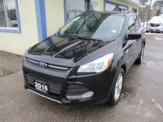 Used 2016 Ford Escape FOUR-WHEEL DRIVE SE EDITION 5 PASSENGER 2.0L - ECO-BOOST.. HEATED SEATS.. NAVIGATION.. BACK-UP CAMERA.. BLUETOOTH SYSTEM.. PANORAMIC SUNROOF.. for sale in Bradford, ON