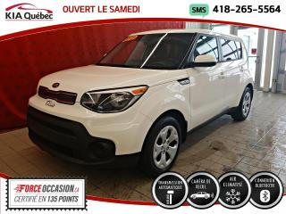 Used 2019 Kia Soul LX* AUTOMATIQUE* A/C* BLUETOOTH* for sale in Québec, QC