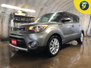 Used 2019 Kia Soul Touchscreen * Reverse camera * Hands free steering wheel controls * Phone connect * Voice recognition * for sale in Cambridge, ON