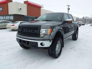 Used 2014 Ford F-150 XLT 4x4 SuperCrew Cab 145.0 in. WB for sale in Steinbach, MB