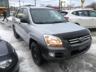 Used 2007 Kia Sportage FWD 4DR I4 for sale in Longueuil, QC
