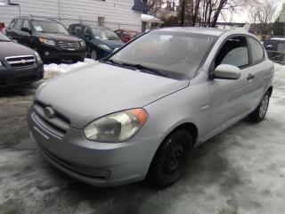 Used 2010 Hyundai Accent 3dr HB Man L for sale in Longueuil, QC