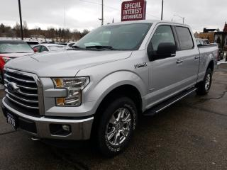 Used 2016 Ford F-150 XLT NAVIGATION !!  3.5L ECO BOOST !! HEATED SEATS !!  LOW KMS !! for sale in Cambridge, ON