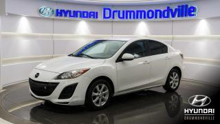 Used 2011 Mazda MAZDA3 GS + MAGS + GARANTIE + A/C + WOW! for sale in Drummondville, QC