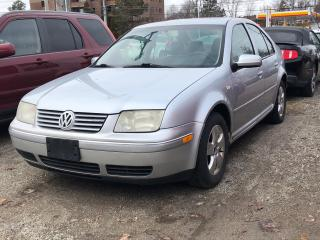 Used 2004 Volkswagen Jetta GLS for sale in Mississauga, ON