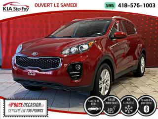 Used 2019 Kia Sportage LX *AWD *CAMERA *CRUISE *A/C for sale in Québec, QC