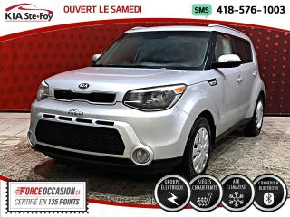 Used 2015 Kia Soul EX *BA *SIÈGES CHAUFFANTS *A/C for sale in Québec, QC