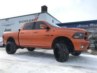 Used 2010 Dodge Ram 1500 Laramie for sale in Aylmer, ON