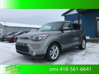 Used 2016 Kia Soul Ex+ , mag 17 pouce for sale in St-Agapit, QC