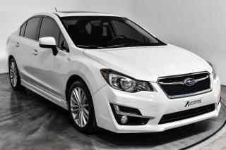 Used 2015 Subaru Impreza SPORT AWD TOIT MAGS  A/C for sale in St-Constant, QC