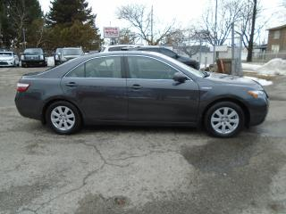 Used 2009 Toyota Camry Hybrid for sale in Scarborough, ON