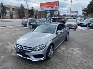 Used 2015 Mercedes-Benz C-Class C 300 for sale in Toronto, ON