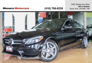 Used 2016 Mercedes-Benz C-Class C300 4MATIC - AMG PKG|BURMESTER|PANO|NAVI|BACKUP for sale in North York, ON