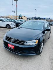 Used 2017 Volkswagen Jetta TRENDLINE+ for sale in Brampton, ON