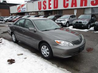 Used 2004 Toyota Camry LE ~ SAFETY INCLUDED for sale in Toronto, ON