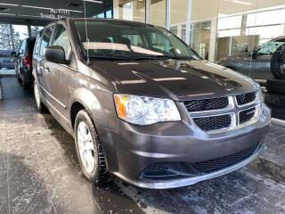 Used 2015 Dodge Grand Caravan CANADA VALUE PACKAGE, ACCIDENT FREE, CRUISE CONTROL, ECON MODE, A/C for sale in Edmonton, AB