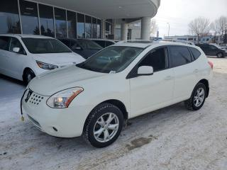 Used 2009 Nissan Rogue SL AWD for sale in Edmonton, AB
