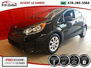 Used 2017 Kia Rio5 LX+* AT* 5 PORTES* A/C* SIEGES CHAUFFANTS for sale in Québec, QC