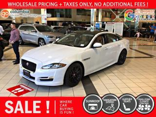 Used 2019 Jaguar XJ XJ R-Sport AWD - No Accident / Local for sale in Richmond, BC