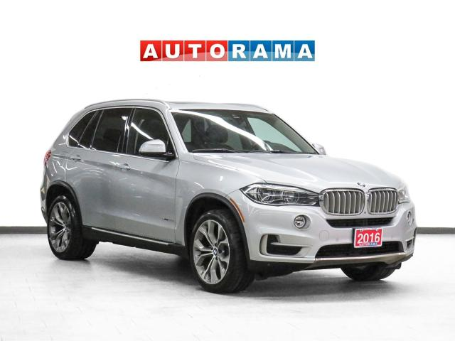 2016 BMW X5 xDrive35i Nav Leather PanoRoof Bcam 360Cam