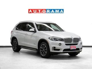 Used 2017 BMW X5 4WD Nav Leather PanoRoof Bcam 360Cam for sale in Toronto, ON
