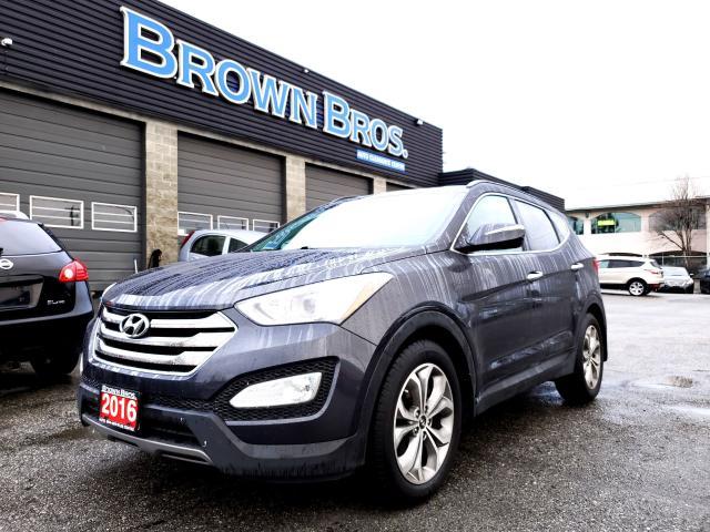 2016 Hyundai Santa Fe Sport Limited Adventure Edition, LOCAL, NO ACCIDENTS